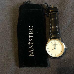 Men's Maestro Watch NEW